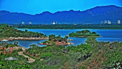 A-beautiful-View-of-Islamabad