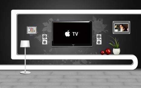 Apple iTv wallpaper