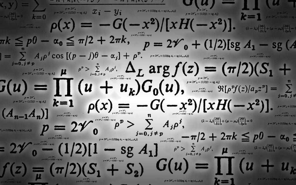 Math equations Hd wallpaper