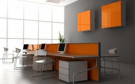 Modern Office Interior Design Hd wallpaper
