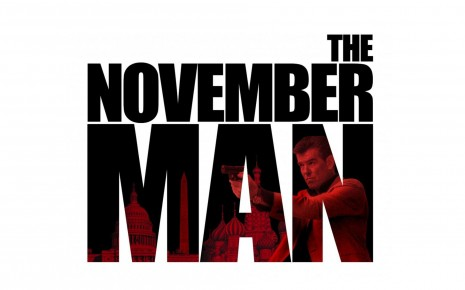 NOVEMBER MAN action crime thriller spy wallpaper