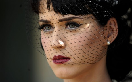 Brunettes women katy perry celebrity singers faces wallpaper