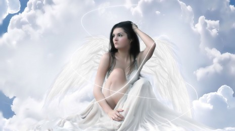 Beautiful Angel wallpaper