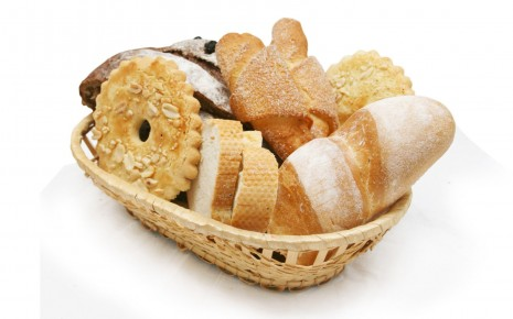 Bread basket wallpaper