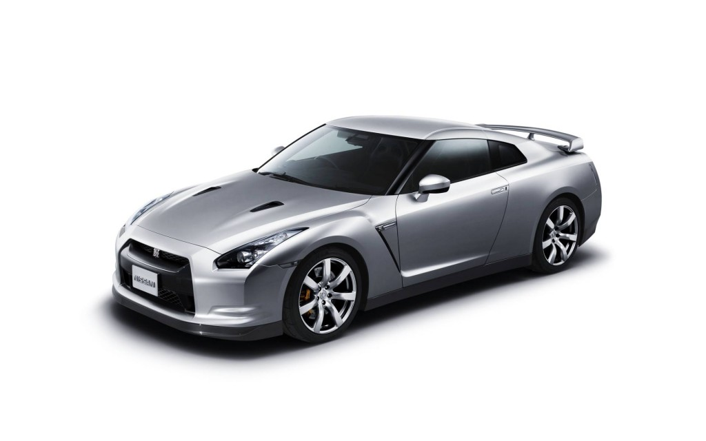 Nissan Gtr R35 wallpaper