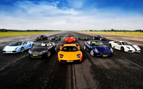Supercars wallpaper