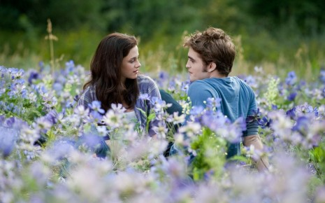Twilight - Bella and Edward wallpaper