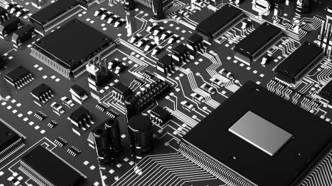 motherboards circuits wallpaper