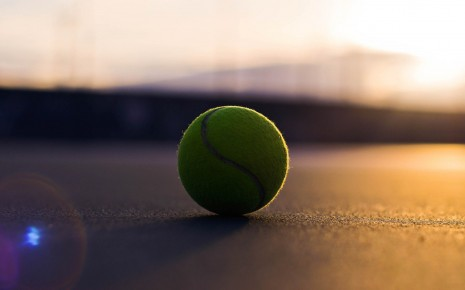 tennis ball wallpaper