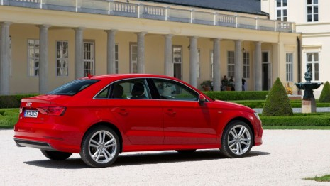 Audi A3 Car HD Wallpaper