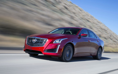 Cadillac CTS HD wallpaper