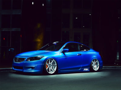 Honda Accord Vossen HD Wallpaper