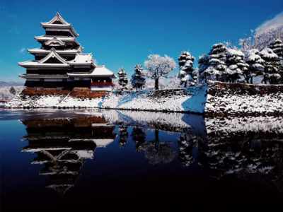 Matsumoto Castle Wallpaper