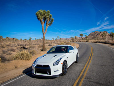Nissan GT-R Car HD Wallpaper