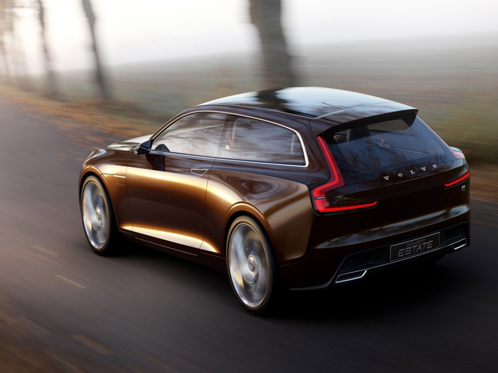 Volvo Concept Estate Car HD Wallpaper | HD Latest Wallpapers