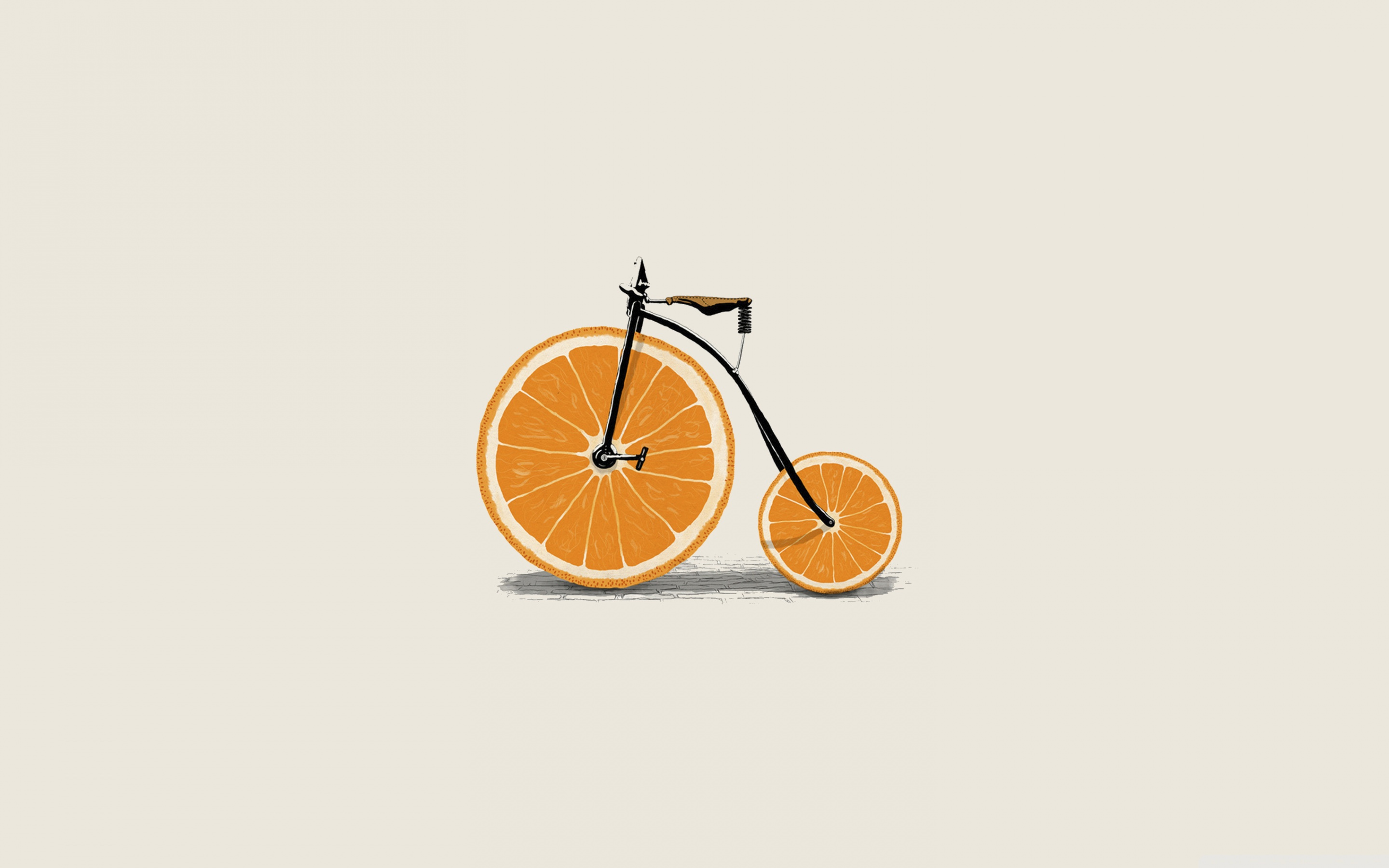 oranges-wheeled-bicycle-funny-hd-wallpaper