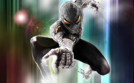 Spider-Man Digital Art HD wallpaper
