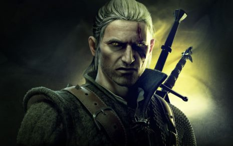 Witcher 2 Game HD wallpaper
