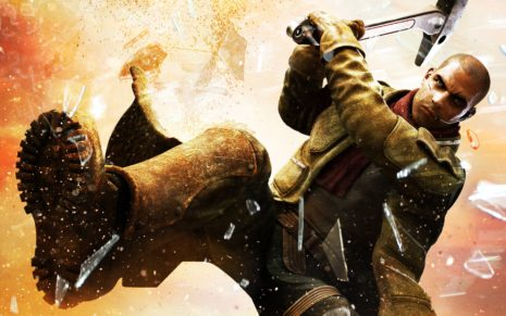 Red Faction Guerrilla game HD wallpaper