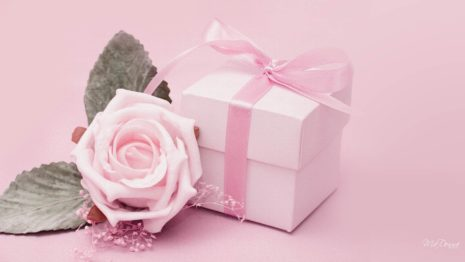 Pink Gifts HD wallpaper