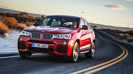 BMW X4 Car HD Wallpaper