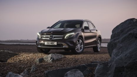 2015 Mercedes-Benz GLA 250 HD Wallpaper