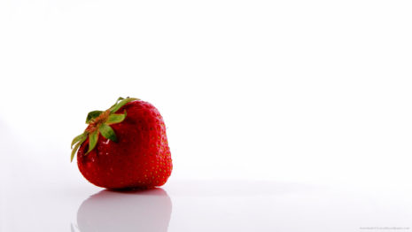 Amazing Red Strawberry HD Wallpaper