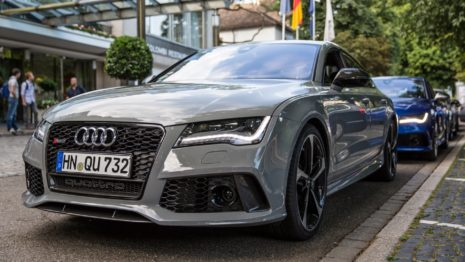 Audi RS7 2014 HD Wallpaper