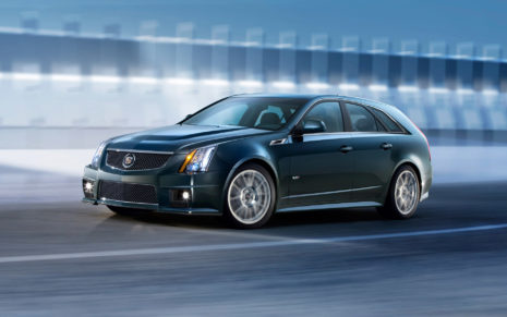 Cadillac CTS-V HD Wallpaper