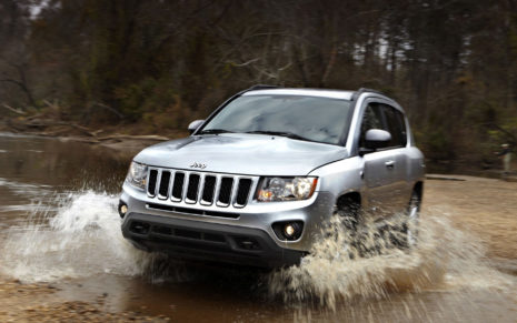Jeep Compass HD Wallpaper