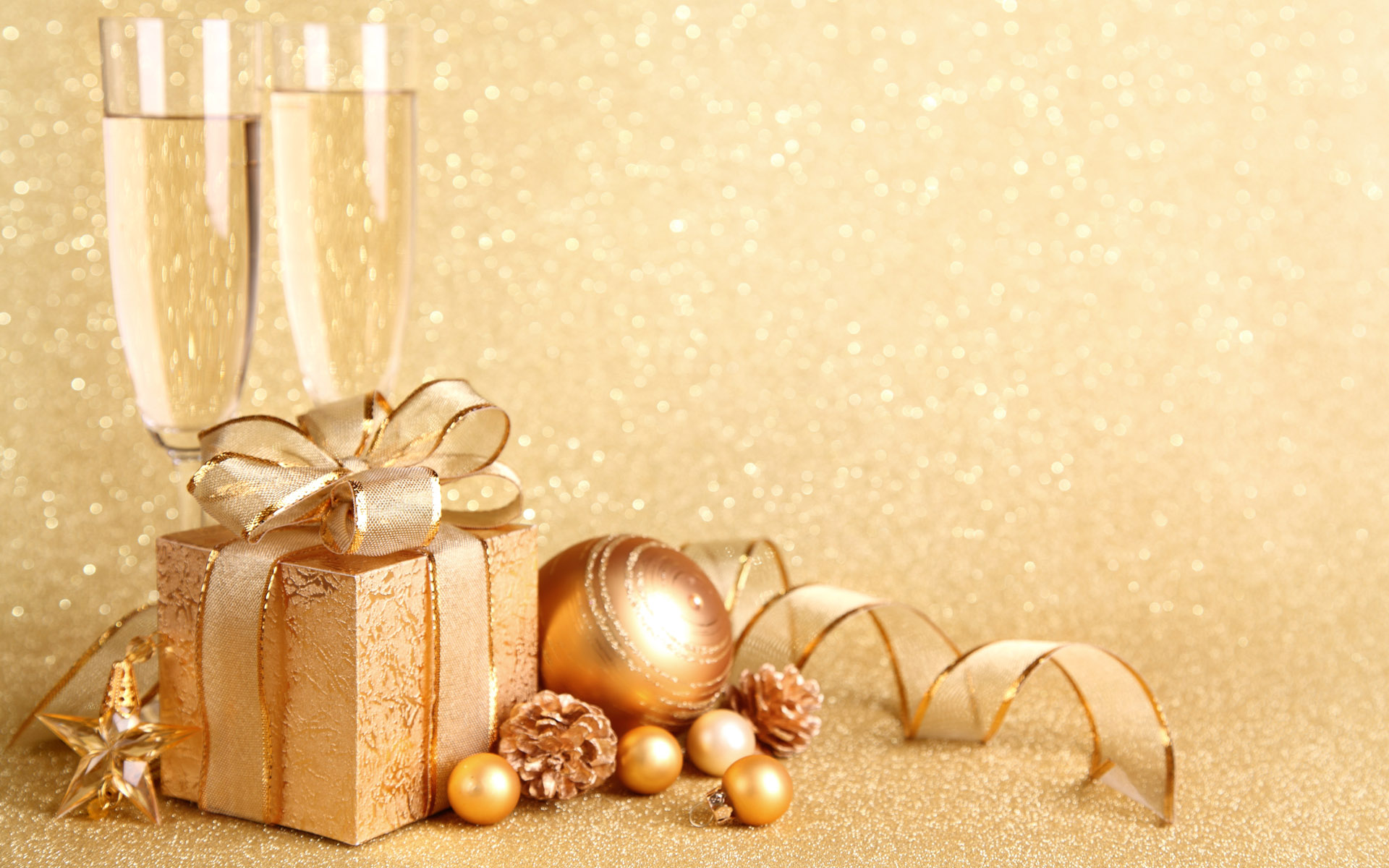 Golden Gifts HD Wallpaper | HD Latest Wallpapers
