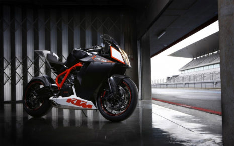 KTM RC8 HD Wallpaper