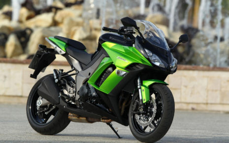 Kawasaki Z1000 SX HD wallpaper
