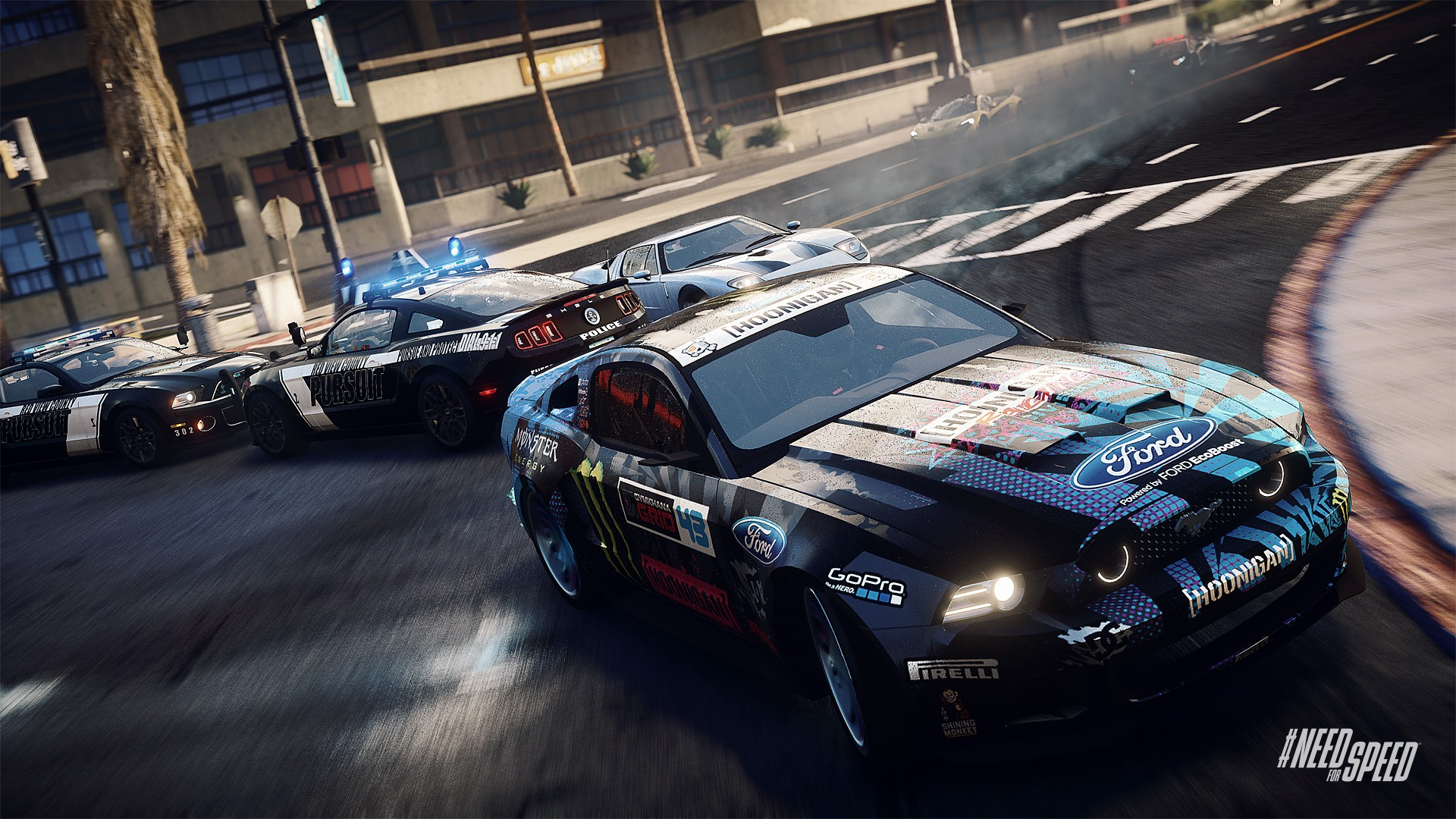 Need for Speed Rivals Ford Mustang HD Wallpaper | HD Latest Wallpapers