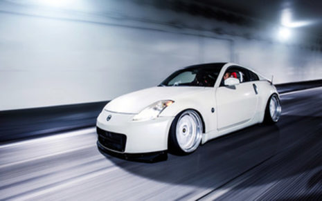 Nissan White 350Z HD Wallpaper