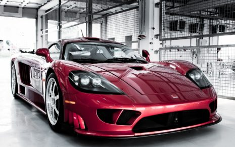 Saleen S7 HD wallpaper