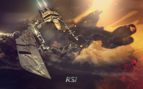 Star Citizen RSI HD Wallpaper.