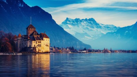Switzerland Architecture HD wallpaper
