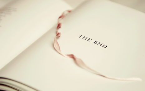 The end HD wallpaper