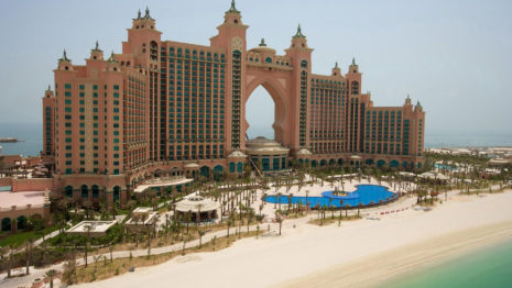 Emirates Palace Abu Dhabi HD wallpaper