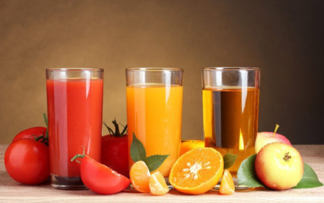 Fresh juice collection HD wallpaper