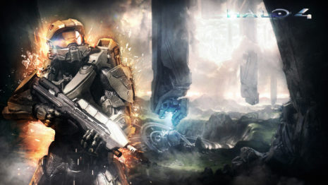 Halo 4 Revolution HD wallpaper