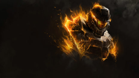 Halo 4 Windows 7 Theme HD wallpaper