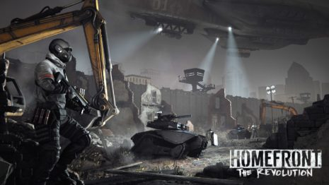Homefront The Revolution HD wallpaper