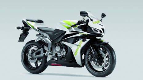 Honda CBR 600 Rr 2011 HD wallpaper