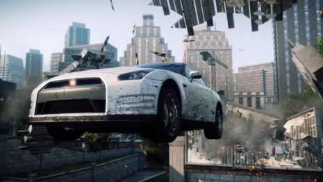 NFS Most Wanted 2012 HD wallpaper