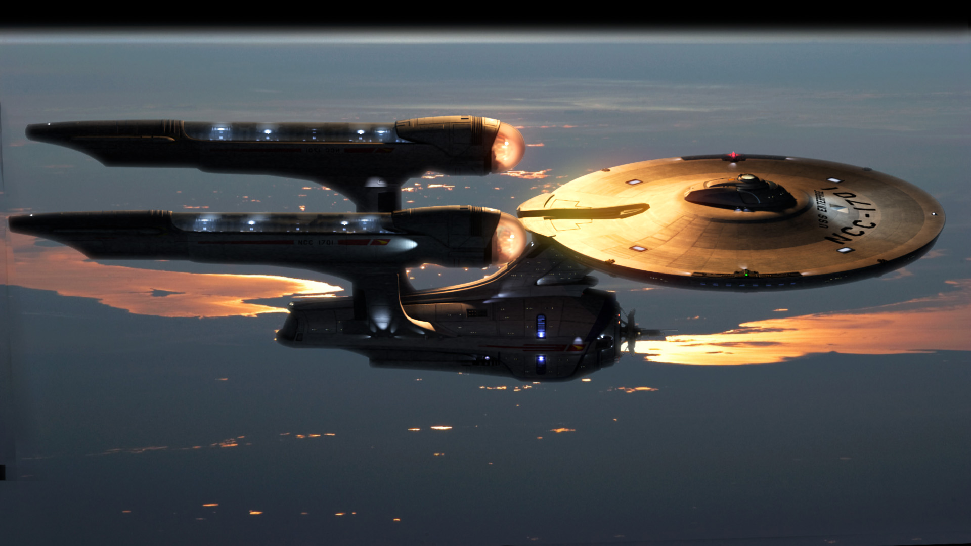 Bien-aimé Star Trek Enterprise HD wallpaper | HD Latest Wallpapers WJ28