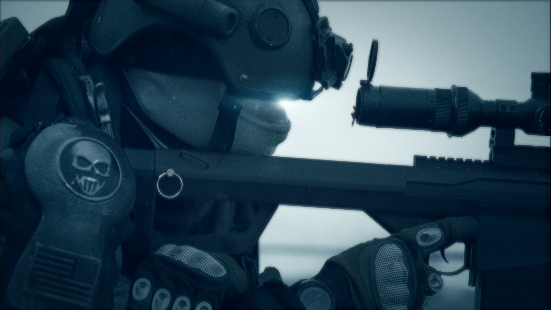 Tom Clancys Ghost Recon Soldier HD Wallpaper