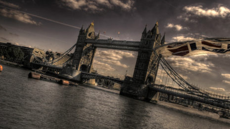 Tower Bridge England HD wallpaper