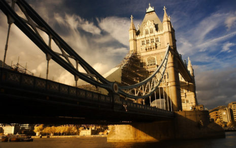 Tower Bridge HD wallpaper
